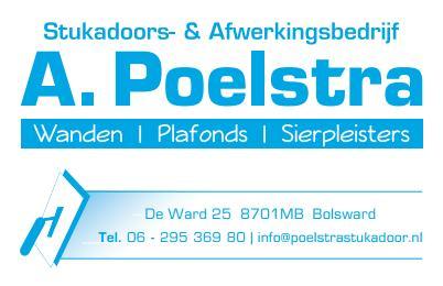 A-Poelstra-Bolsward
